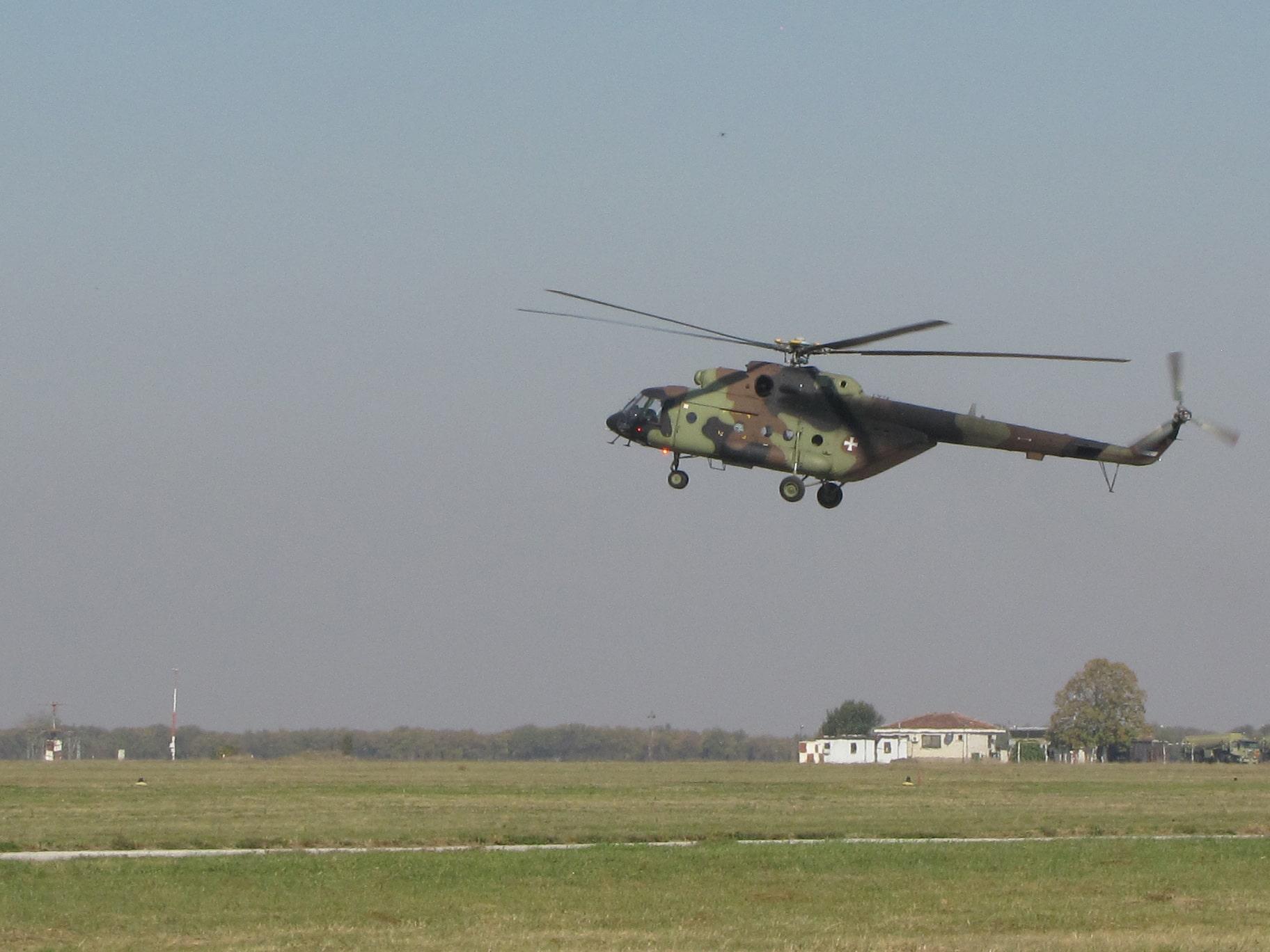 Sloboda 2017 evakuacija oborenog pilota