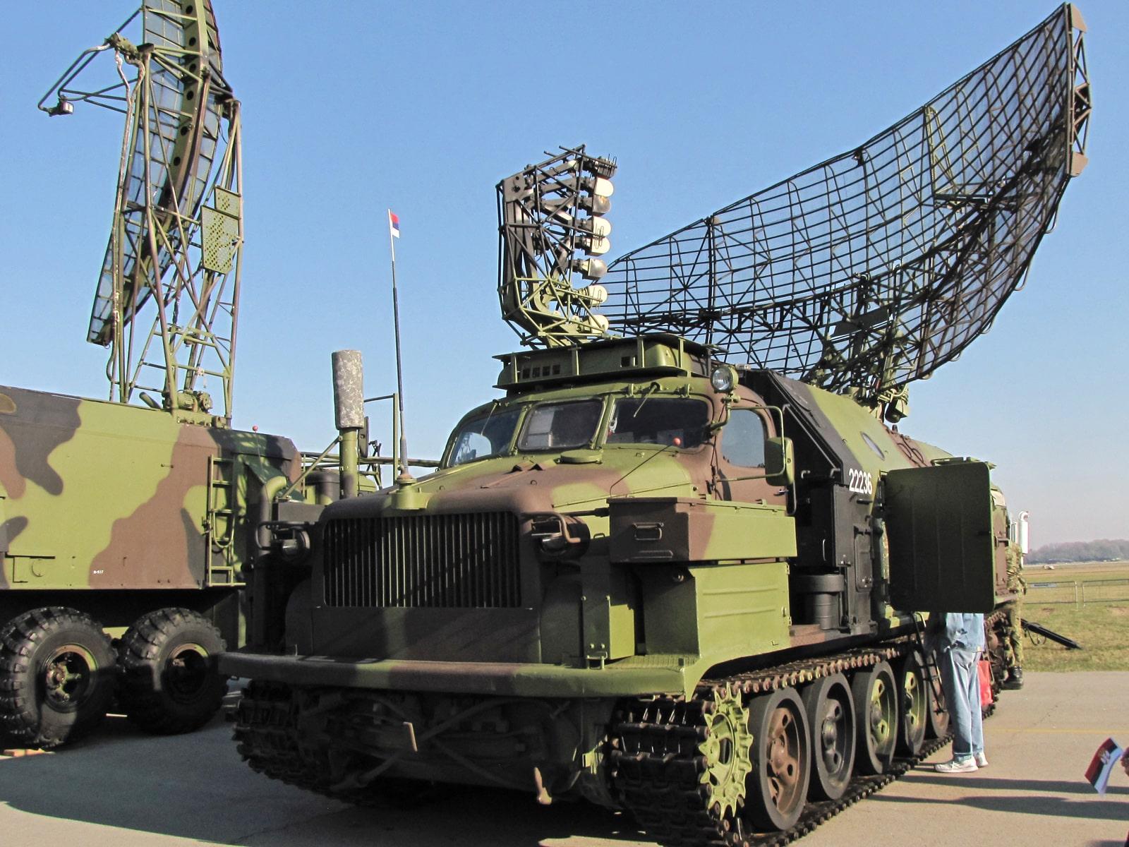 Sloboda 2017 radar P40