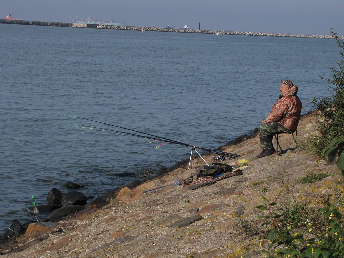 Rybalka v Baltijske