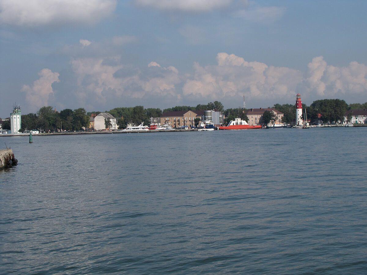 Vid na Baltijsk