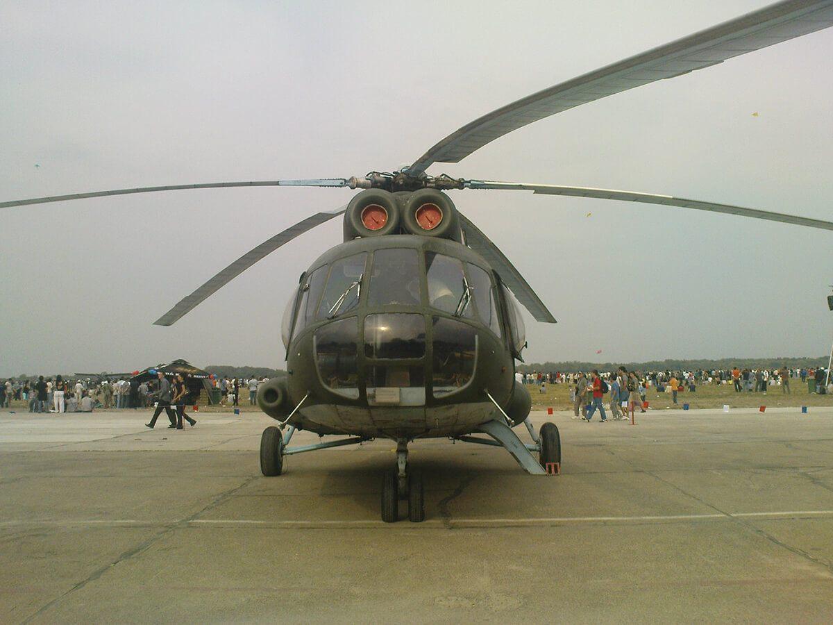 Aeromiting Batajnica 2009 Mi-8