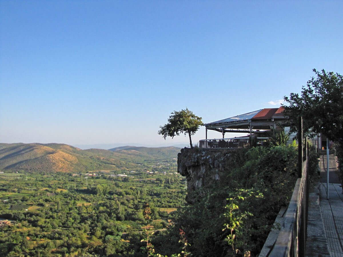 Edessa high rock