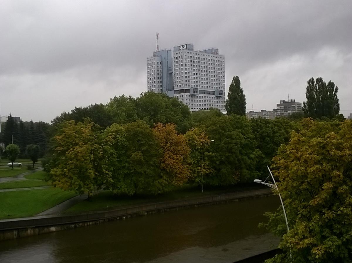 Kaliningrad - House of  Soviets