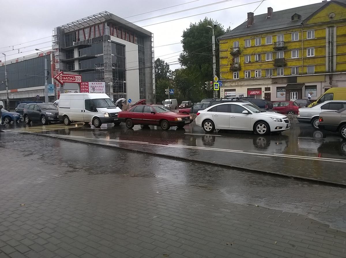 Kaliningrad - Rainy day