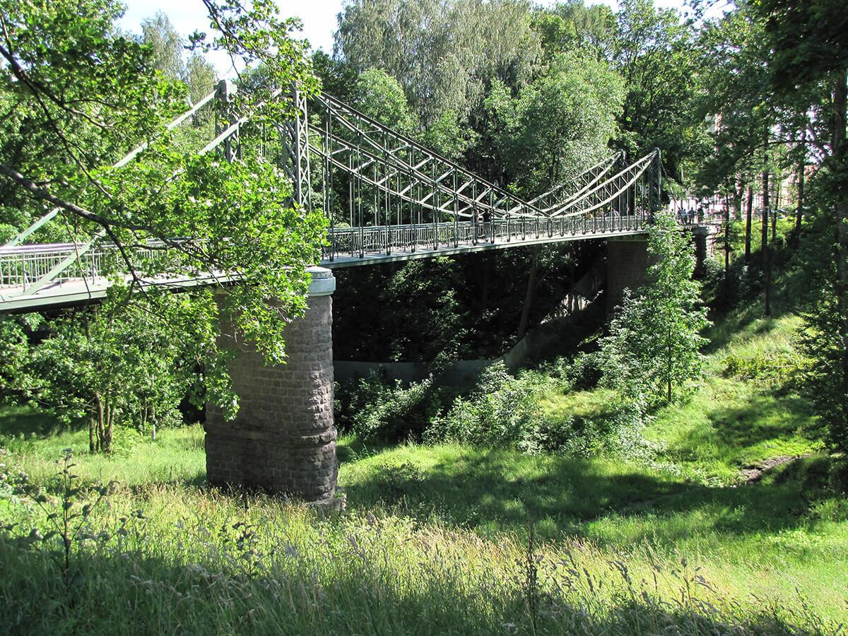 Kronštat - Makarovljev most