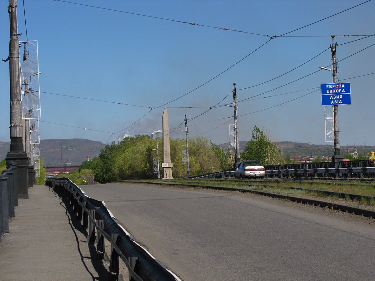 Centralnyj perekhod Magnitogorsk