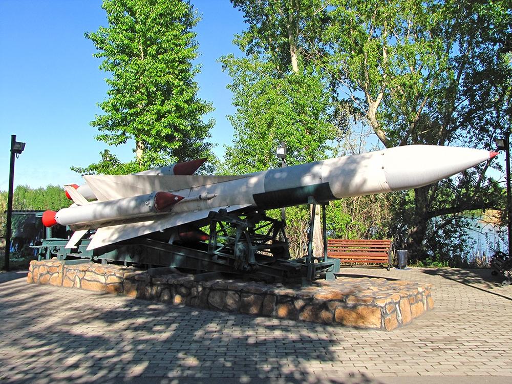 Raketa S-200