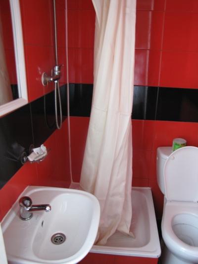 Hotel Zirka toilet