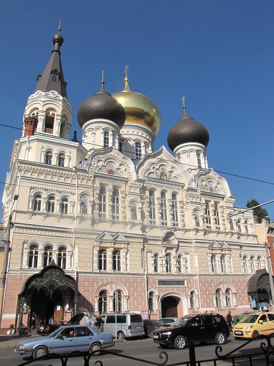 Odesa Pantelejmonovskiy monastyr