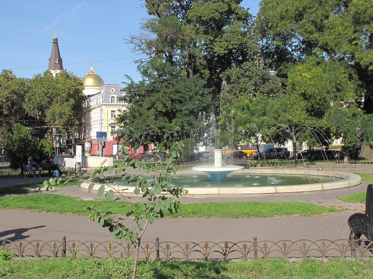 Odessa Privokzalnaya ploschad