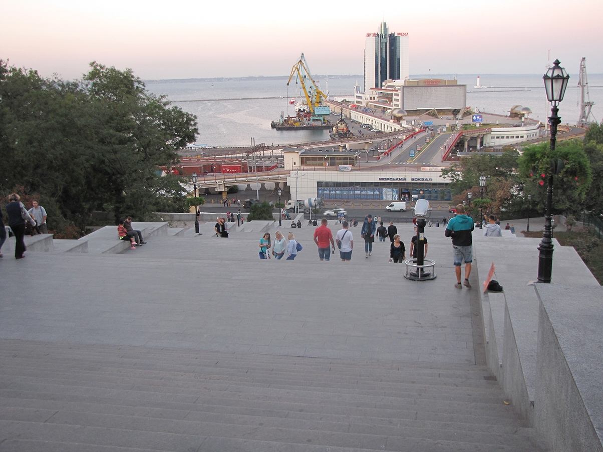 Odesa Potemkin Stairs
