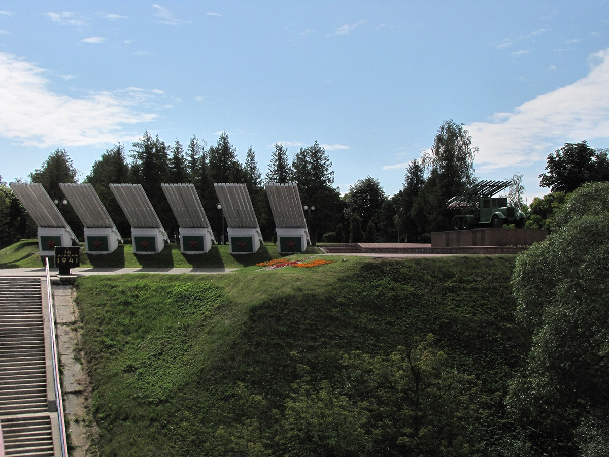 Memorialnyj kompleks Katyusha Orsha