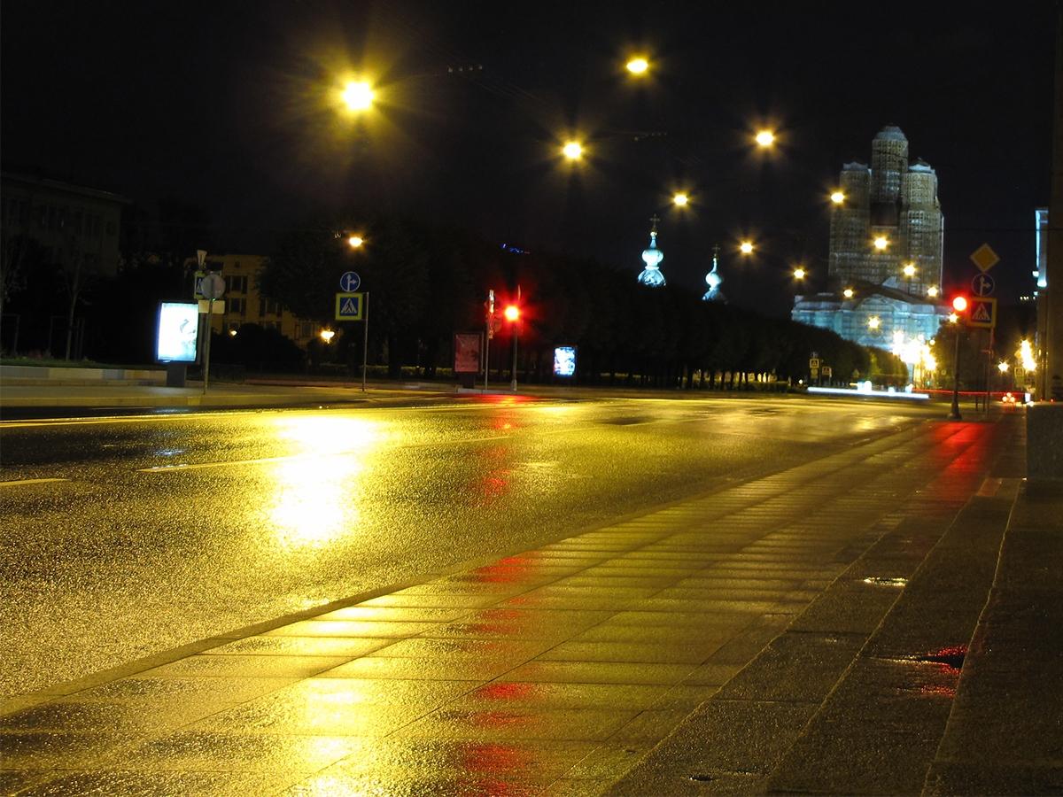 Shpalernaya ulica v Peterburge