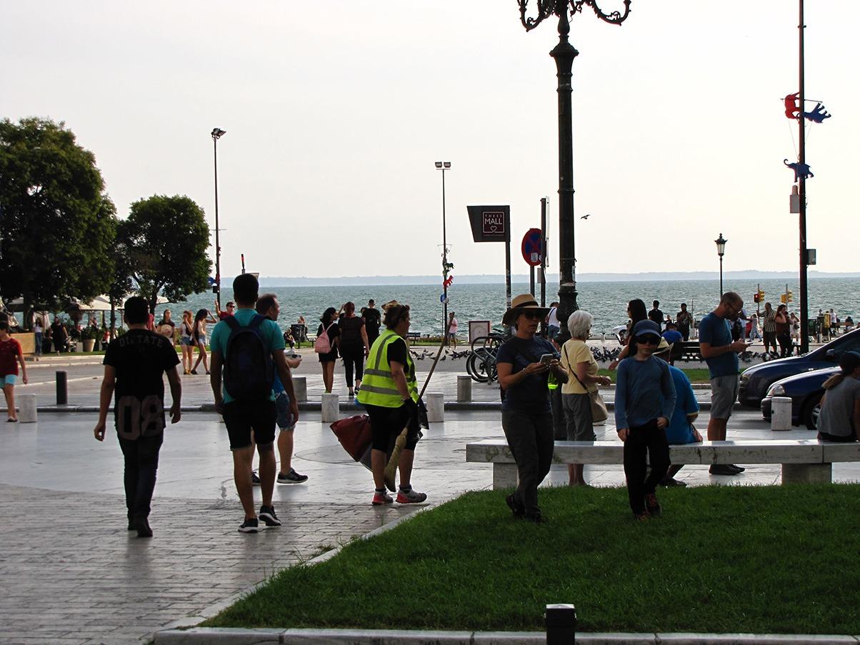 Aristotelous Square Thessaloniki