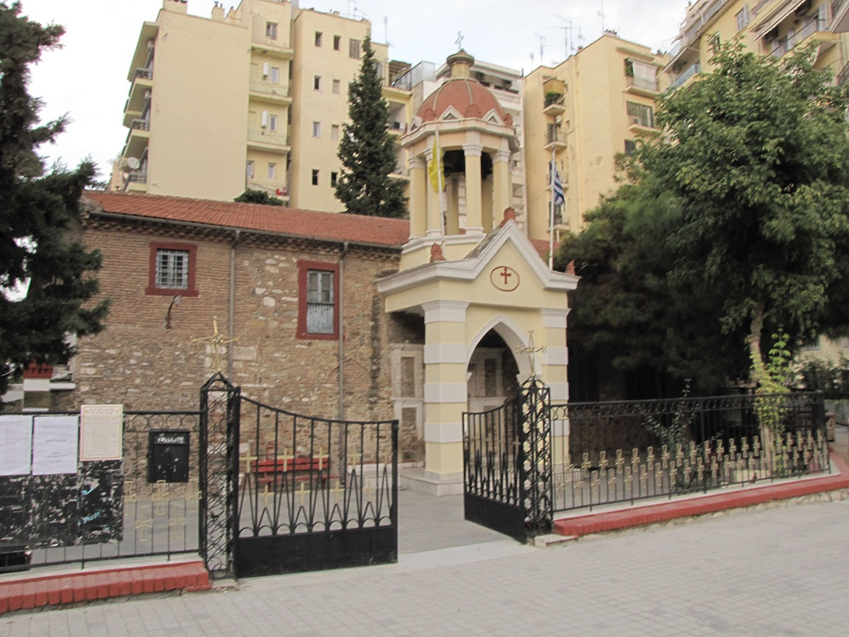 Church of the Dormition of the Mother of God Thessaloniki