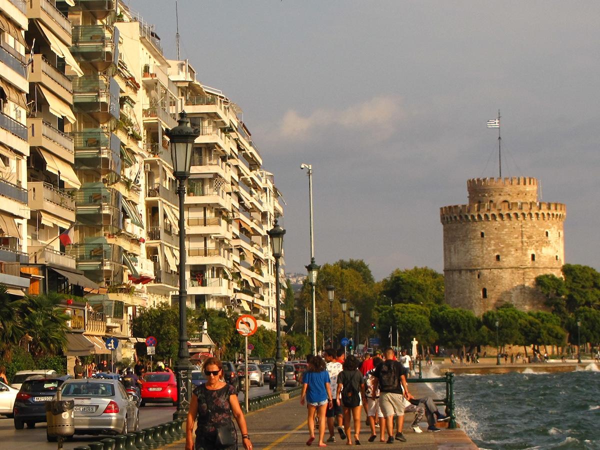 Nikis Avenue Thessaloniki