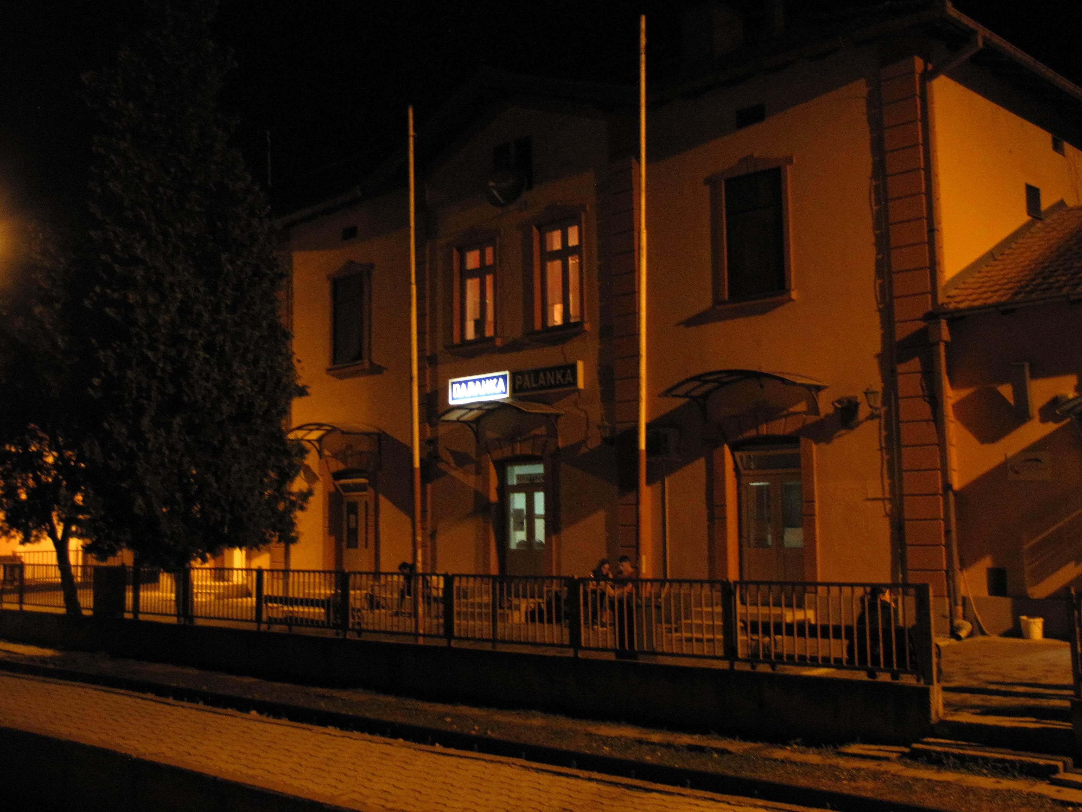 Palanka Railway station