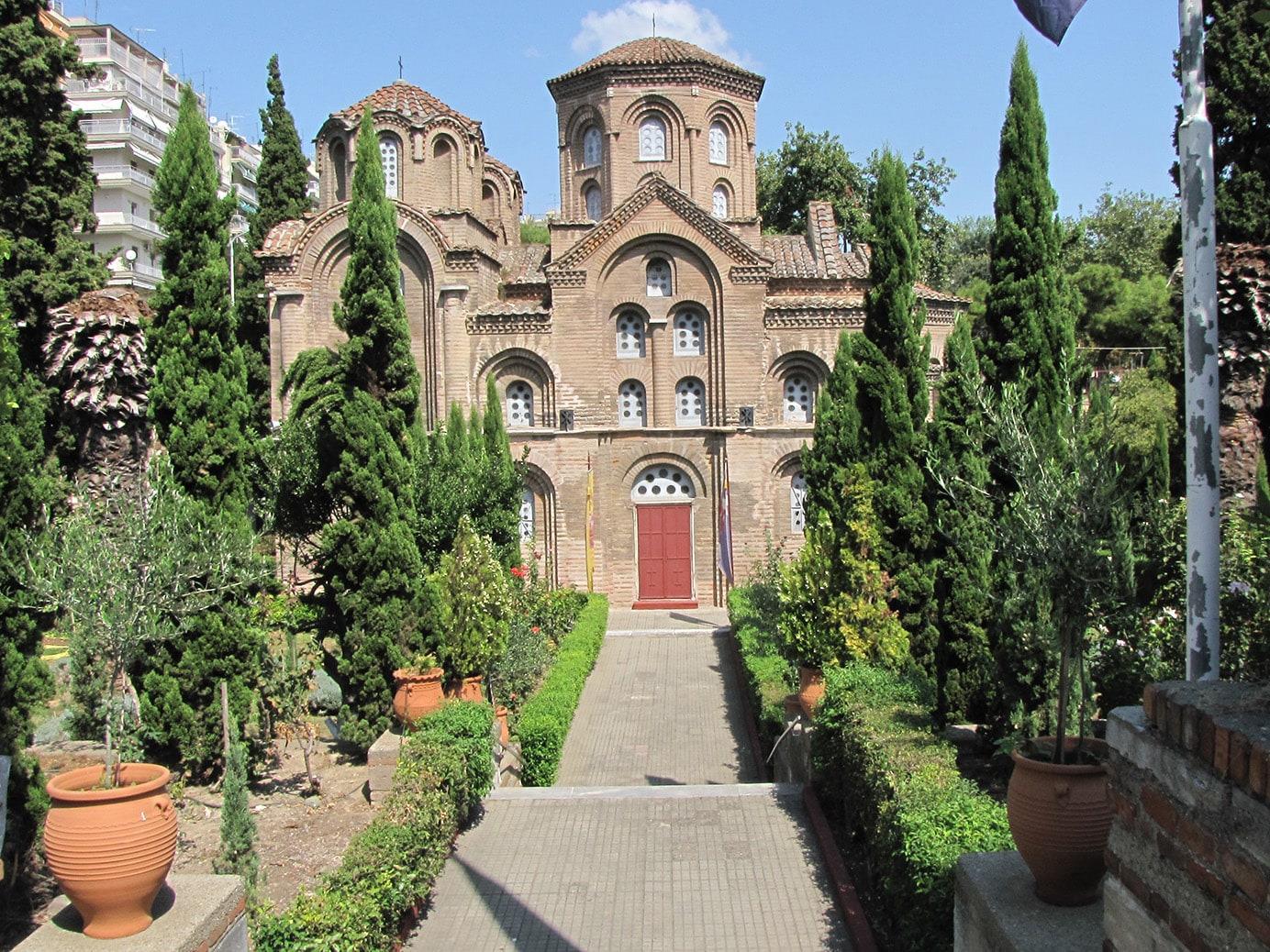 Thessaloniki_-Church_of_Panagia_Chalkeon