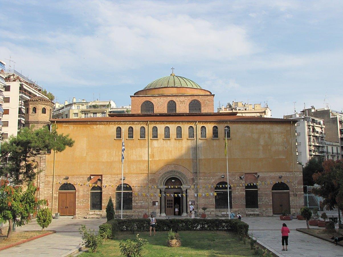 Thessaloniki -Hagia Sophia