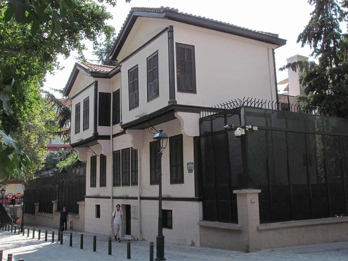 Thessaloniki Ataturk Museum
