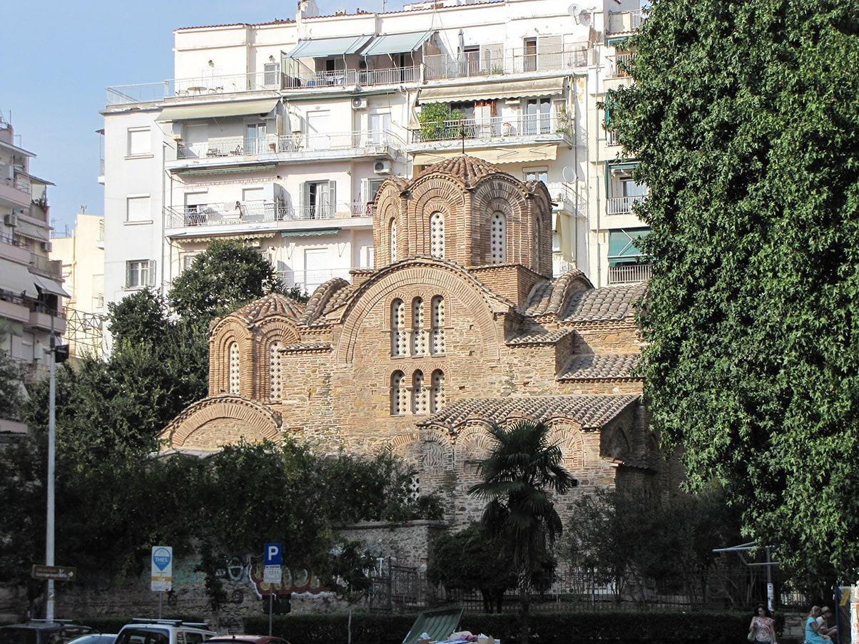 Thessaloniki Church of Saint Panteleimon