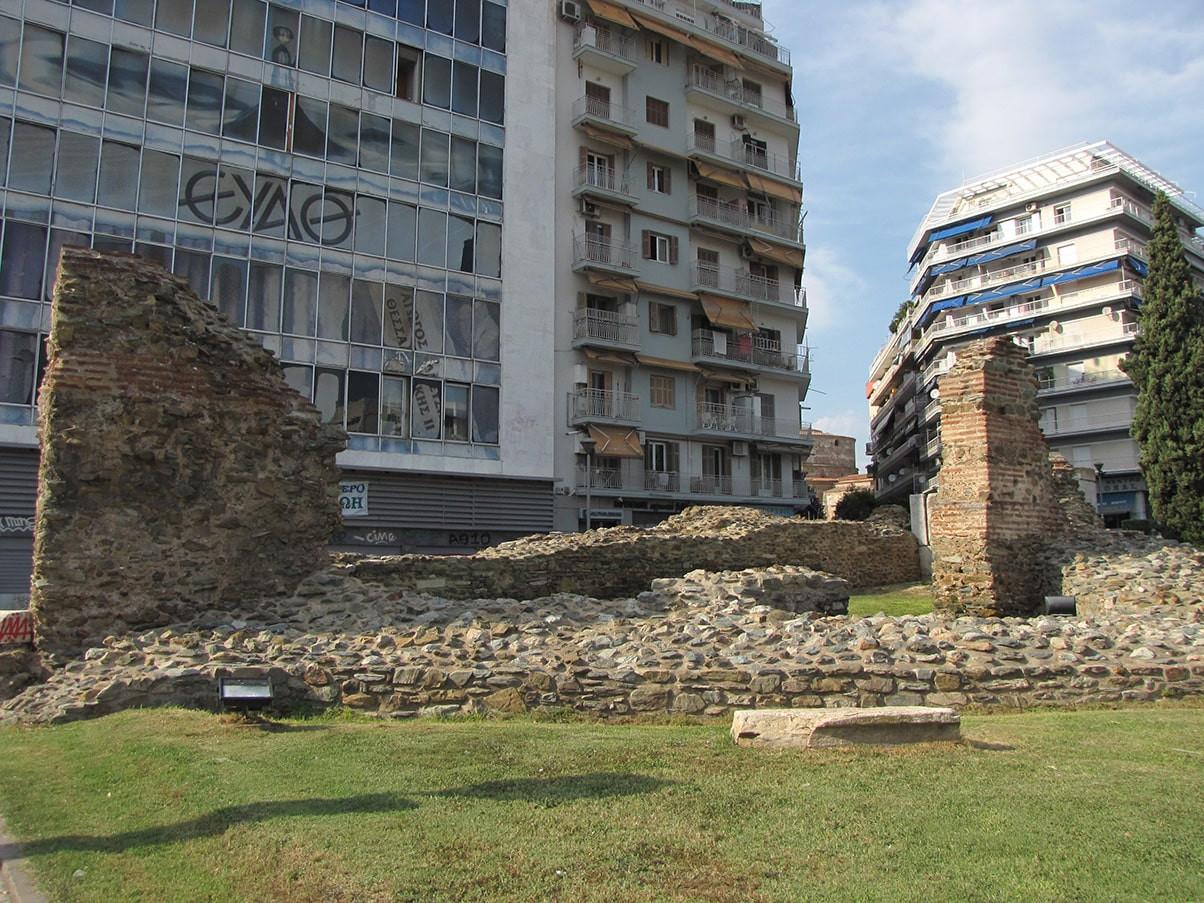 Thessaloniki Eastern Walls