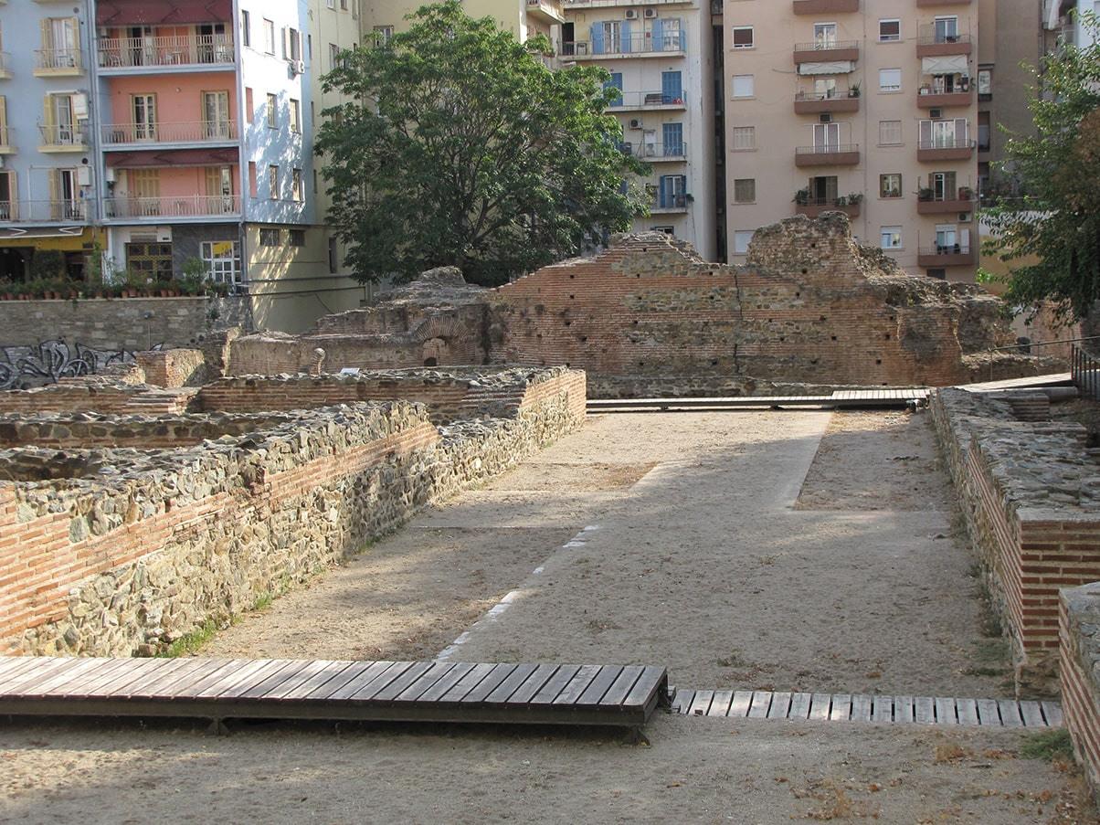 Thessaloniki Galerius Palace
