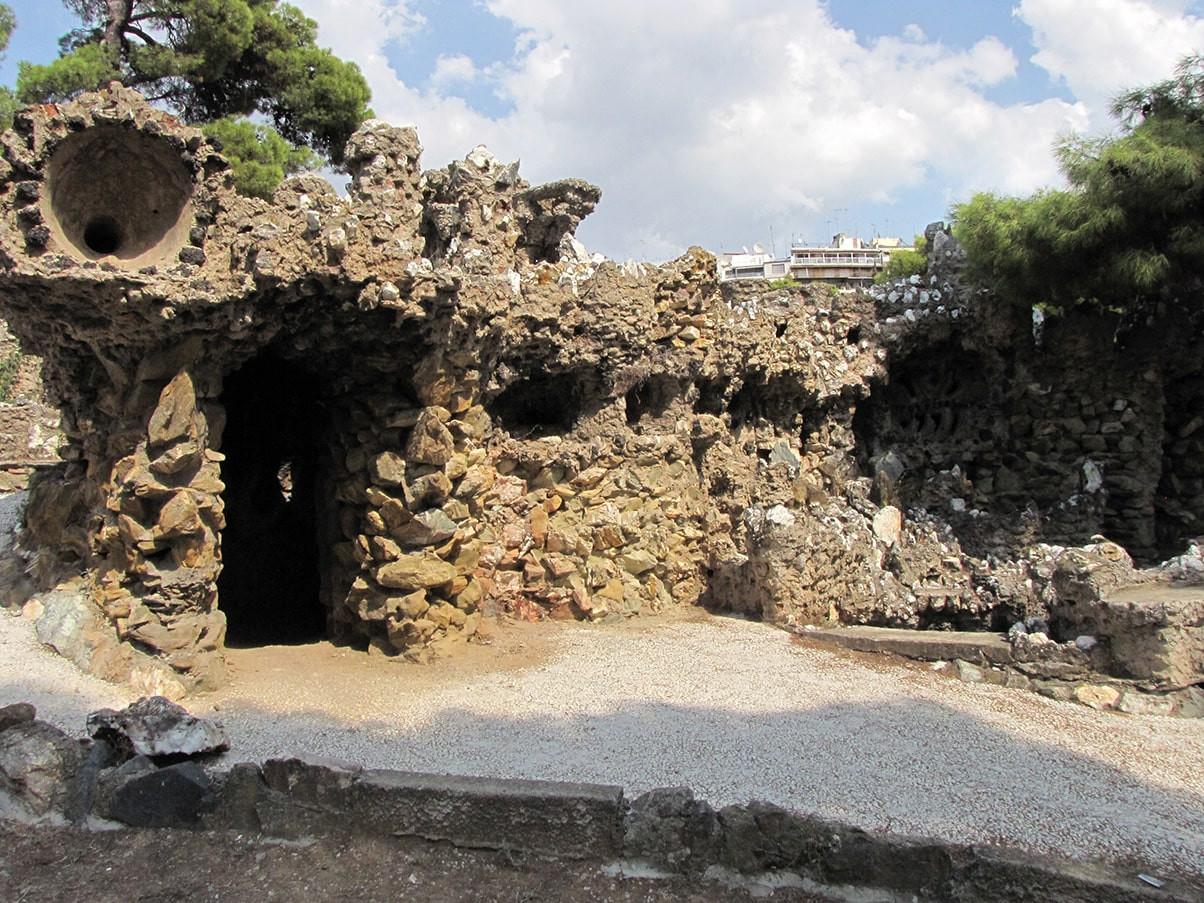 Thessaloniki Pasha Garden