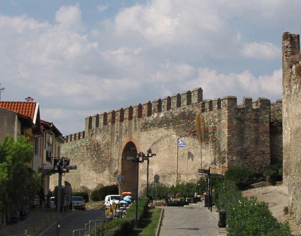 Thessaloniki Portara Gate