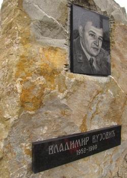 Zastavnik Vladimir Vujović