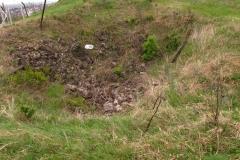 Krater od eksplozije