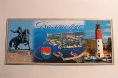 Souvenir magnet Baltiysk