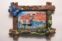 Souvenir magnet Dubrovnik