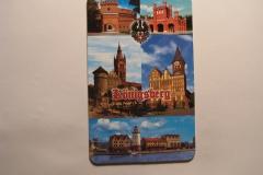 Souvenir magnet Kaliningrad