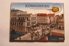 Souvenir magnet Koenigsberg