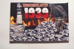 Souvenir magnet Westerplatte