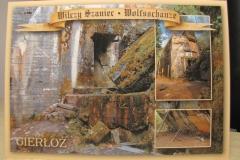 Souvenir postcard Wolfs lair