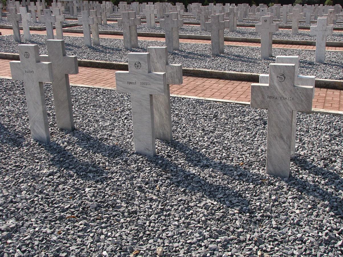 Zejtinlik francusko groblje