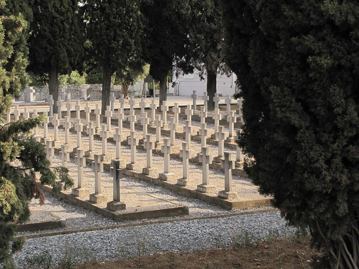 Zejtinlik srpsko groblje