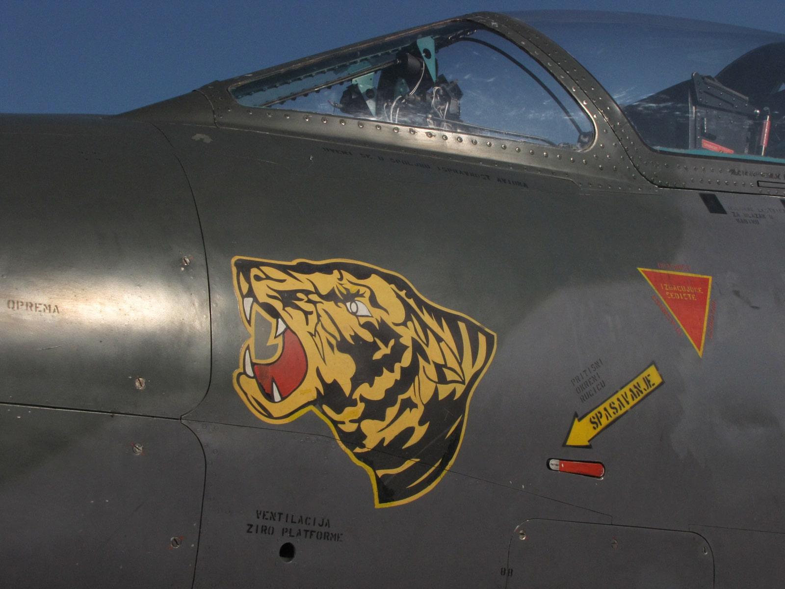 eskadrila Tigrovi