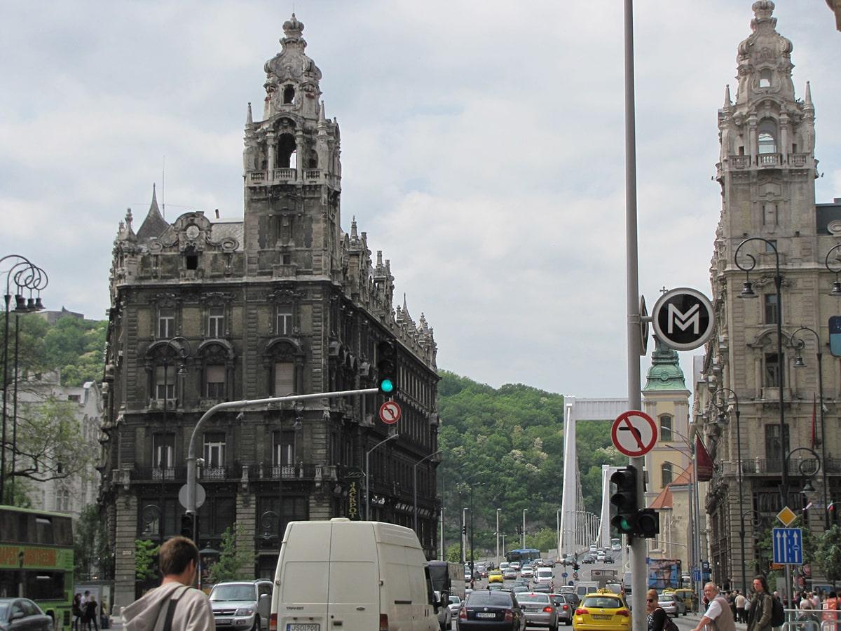 Budimpešta - Clotilda palace