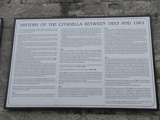 Istorija Citadele