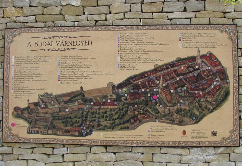 Karta dvorske četvrti