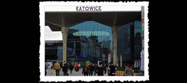 železnička stanica Katovice Katowice railway station
