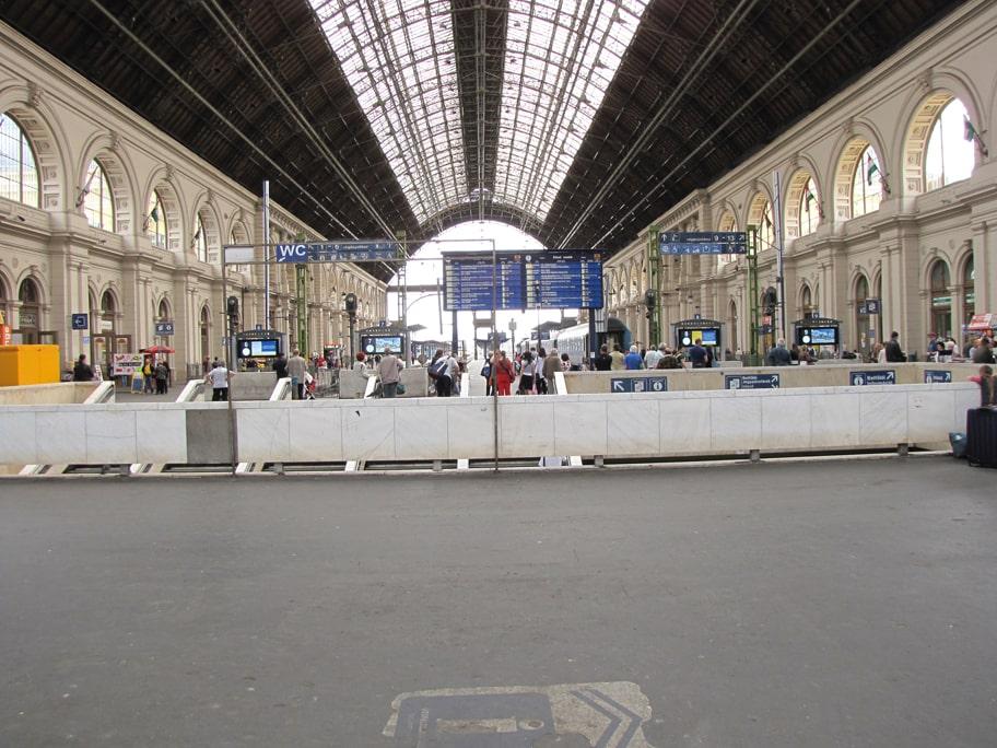 Budapest-Keleti pályaudvar