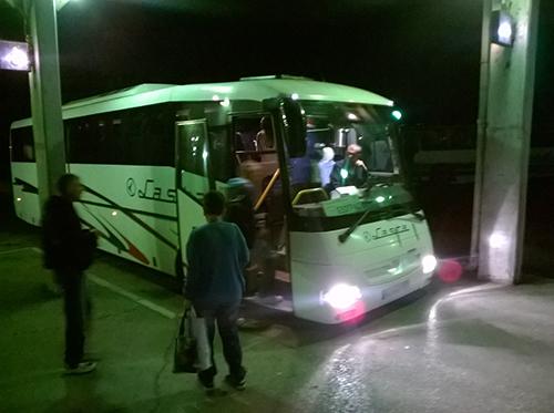 Lasta bus