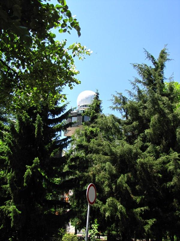 Radarska kupola