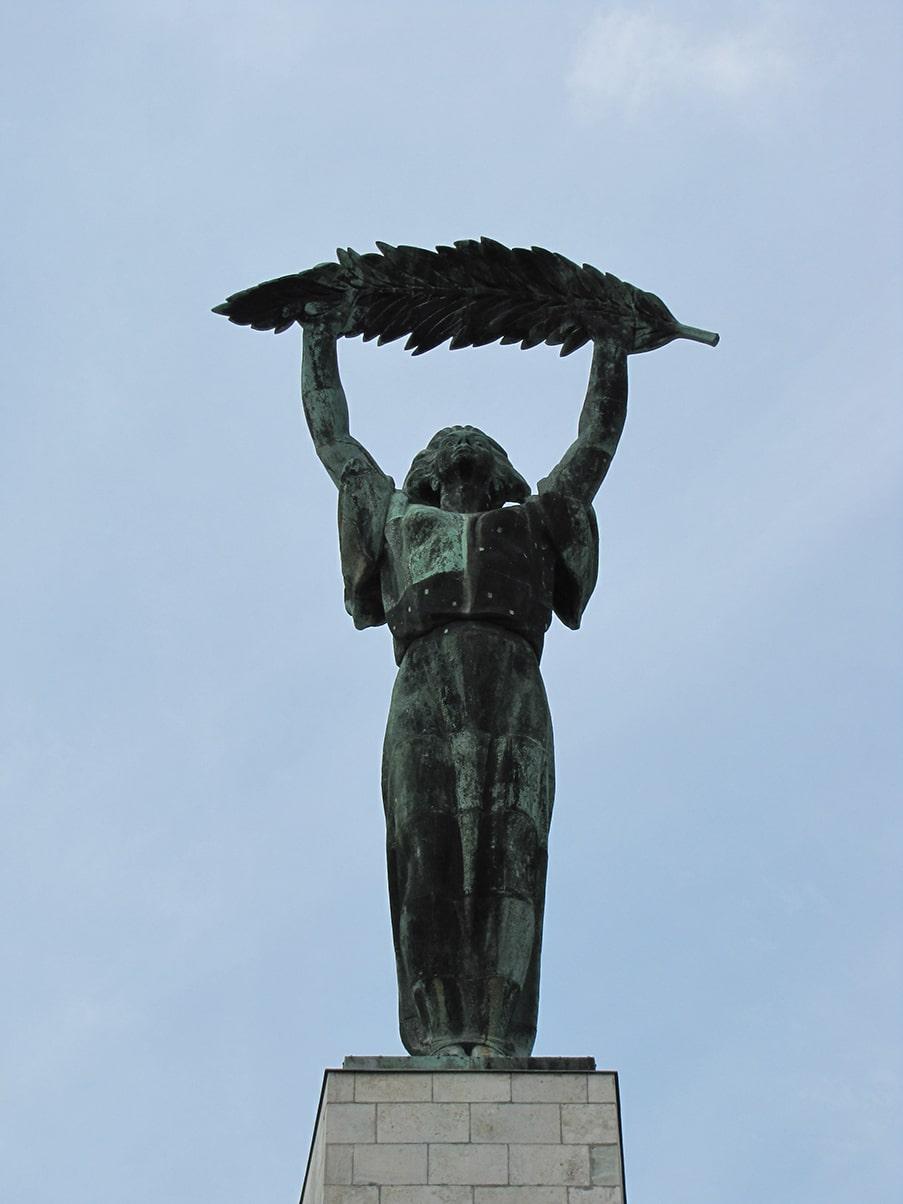 Budimpešta - Statua slobode