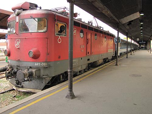 putovanje u Kalinjingrad Train Belagrade - Budapest