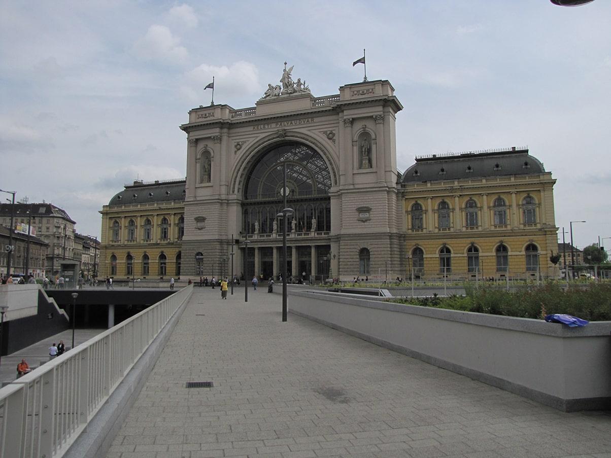 Budimpešta - Železnička stanica Keleti